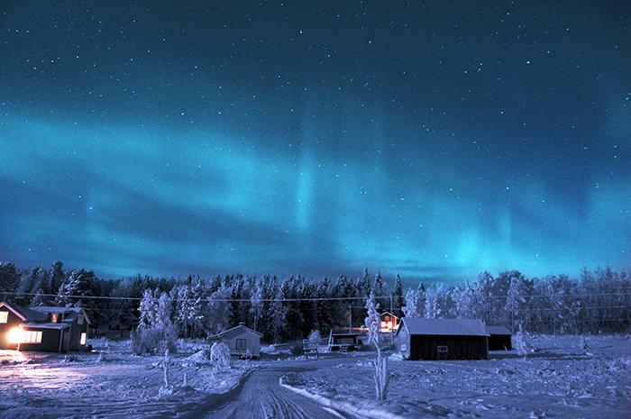 Nordlicht by Jonna Jinton
