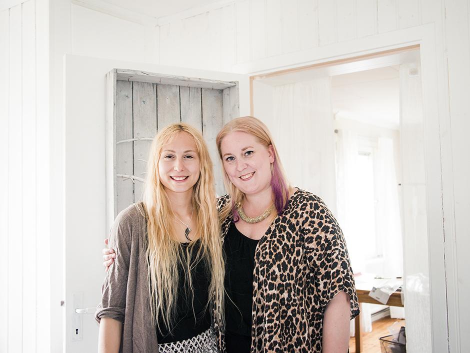 Jag och Linda Hörnfeldt!