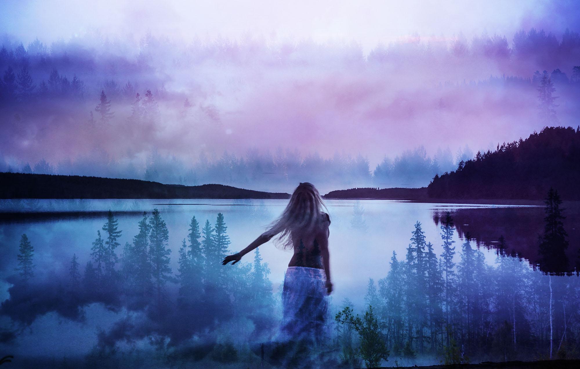 Skogarnas nattsång - Jonna Jinton