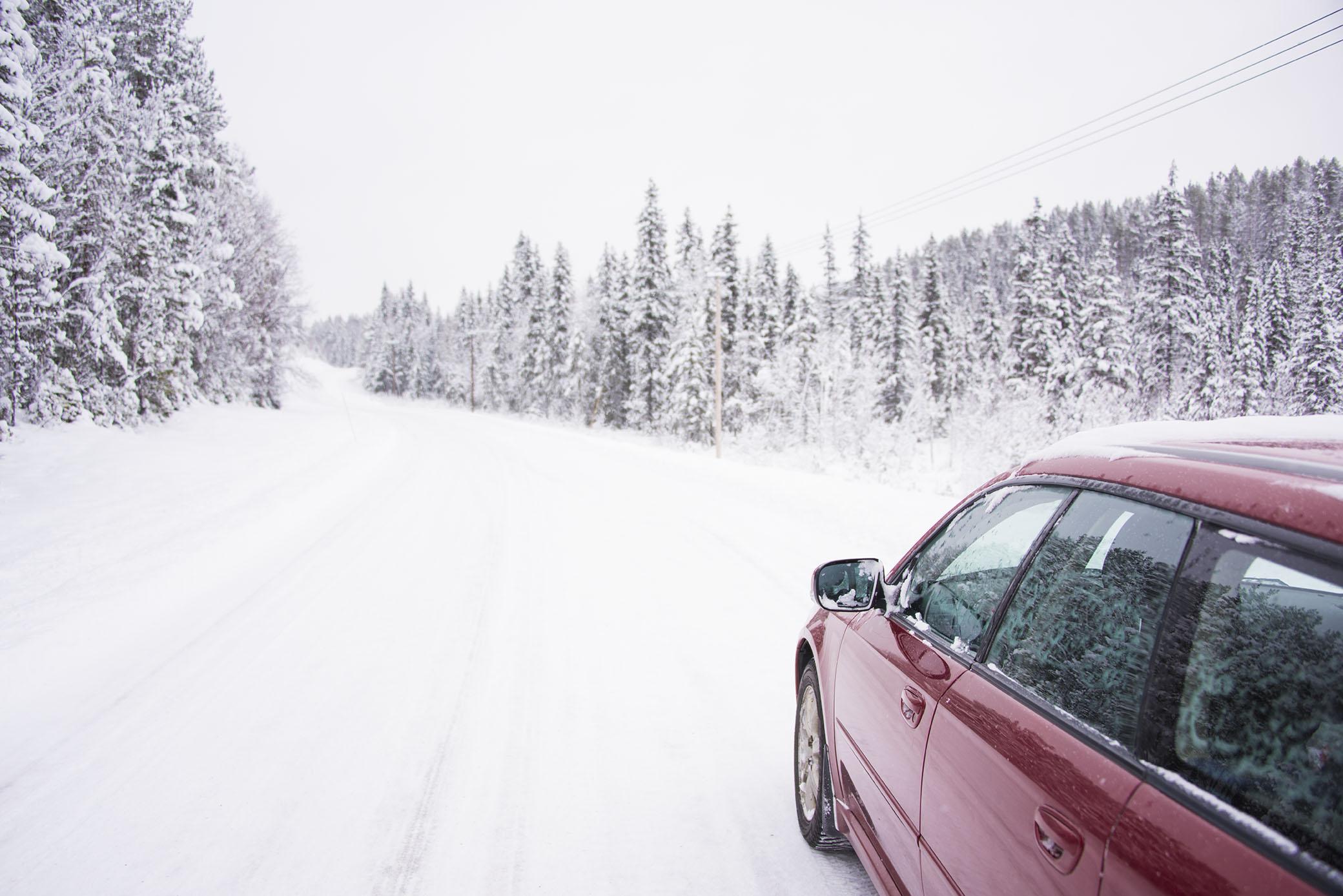 Att ta bilen och bara köra någonstans och stanna på vackra platser...det är så himla roligt! Något av det bästa jag vet.